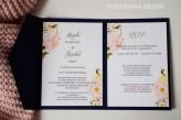 Zaproszenia ślubne kopertowe
